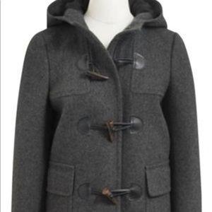 J Crew Toggle Coat